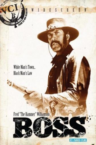 Random Movie Pick - Boss Nigger 1975 Poster