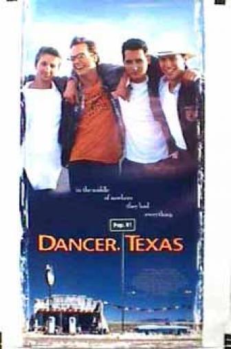 Random Movie Pick - Dancer, Texas Pop. 81 1998 Poster