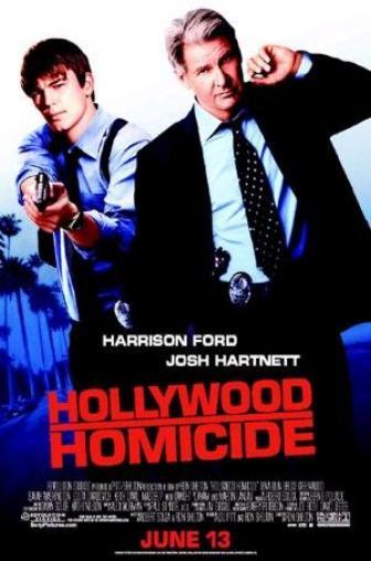 Random Movie Pick - Hollywood Homicide 2003 Poster