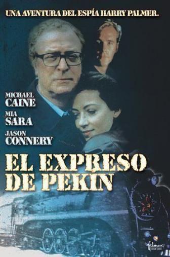 Random Movie Pick - Bullet to Beijing 1995 Poster