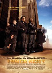 Random Movie Pick - Tower Heist 2011 Poster