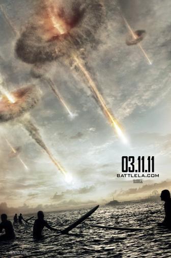 Random Movie Pick - Battle Los Angeles 2011 Poster