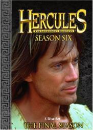 Random Movie Pick - Hercules: The Legendary Journeys 1995 Poster