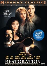 Random Movie Pick - Restoration 1995 Poster
