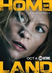 Random Movie Pick - Homeland 2011 Poster