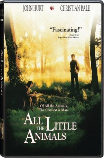 Random Movie Pick - All the Little Animals 1998 Poster