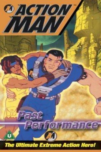 Random Movie Pick - Action Man 1995 Poster