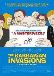 Random Movie Pick - Les invasions barbares 2003 Poster
