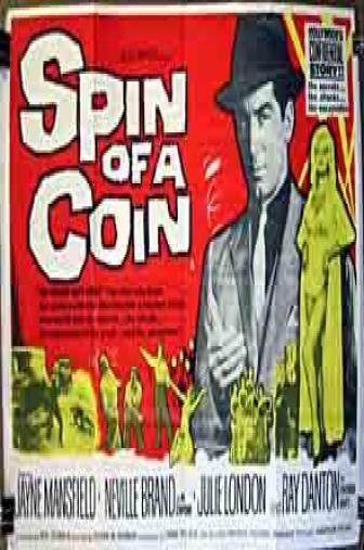 Random Movie Pick - The George Raft Story 1961 Poster