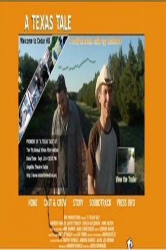 Random Movie Pick - A Texas Tale 2005 Poster