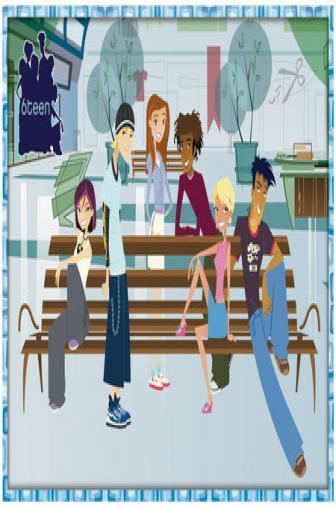 Random Movie Pick - 6Teen 2004 Poster