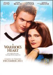 Random Movie Pick - A Warrior's Heart 2011 Poster