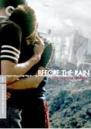 Random Movie Pick - Before the Rain 1994 Poster
