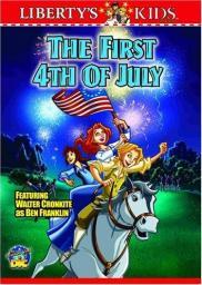 Random Movie Pick - Liberty's Kids: Est. 1776 2002 Poster