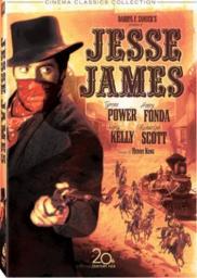 Random Movie Pick - Jesse James 1939 Poster