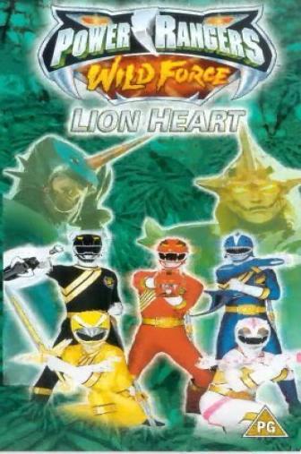 Random Movie Pick - Power Rangers Wild Force 2002 Poster