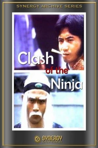 Random Movie Pick - Clash of the Ninjas 1986 Poster