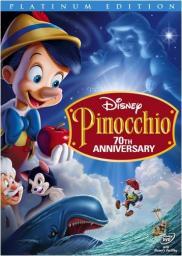Random Movie Pick - Pinocchio 1940 Poster