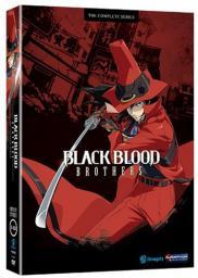 Random Movie Pick - Black Blood Brothers 2006 Poster
