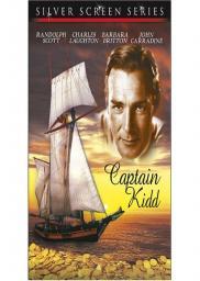 Random Movie Pick - Captain Kidd 1945 Poster