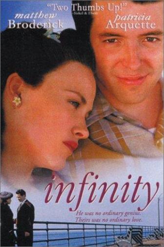Random Movie Pick - Infinity 1996 Poster