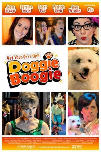 Random Movie Pick - Doggie Boogie - Get Your Grrr On! 2011 Poster