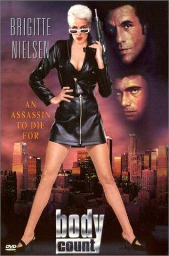 Random Movie Pick - Codename: Silencer 1995 Poster