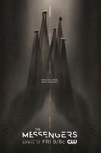Random Movie Pick - The Messengers 2015 Poster