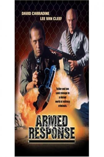 Random Movie Pick - Armed Response 1986 Poster