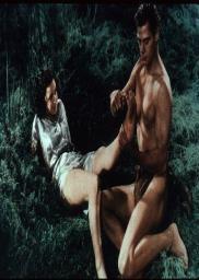 Random Movie Pick - Tarzan the Ape Man 1932 Poster