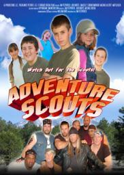 Random Movie Pick - The Adventure Scouts 2010 Poster