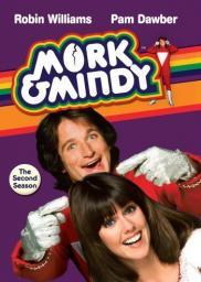 Random Movie Pick - Mork & Mindy 1978 Poster