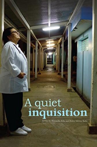 Random Movie Pick - A Quiet Inquisition 2015 Poster