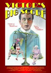 Random Movie Pick - Victor's Big Score 1992 Poster