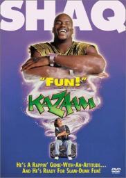 Random Movie Pick - Kazaam 1996 Poster
