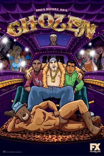 Random Movie Pick - Chozen 2014 Poster