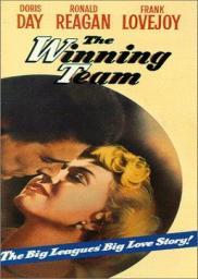 Random Movie Pick - The Winning Team 1952 Poster