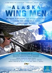 Random Movie Pick - Alaska Wing Men 2011 Poster