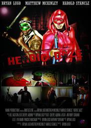Random Movie Pick - Heroic Daze 2012 Poster