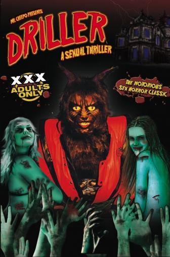 Random Movie Pick - Driller 1984 Poster