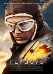 Random Movie Pick - Flyboys 2006 Poster