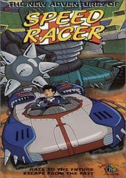 Random Movie Pick - Speed Racer 1994 Poster