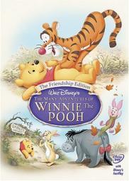 Random Movie Pick - The Many Adventures of Winnie the Pooh 1977 Poster