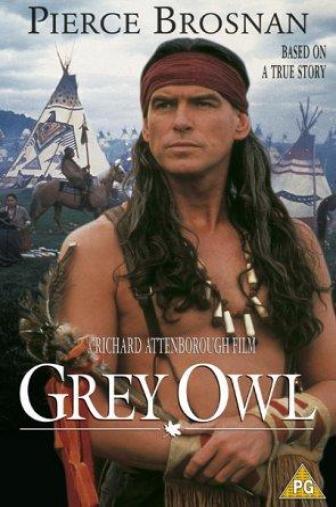 Random Movie Pick - Grey Owl 1999 Poster
