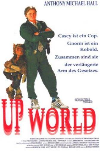 Random Movie Pick - A Gnome Named Gnorm 1990 Poster