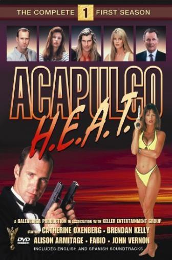 Random Movie Pick - Acapulco H.E.A.T. 1993 Poster