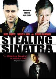 Random Movie Pick - Stealing Sinatra 2003 Poster