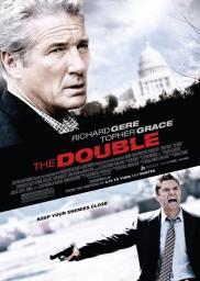 Random Movie Pick - The Double 2011 Poster