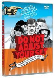 Random Movie Pick - Do Not Adjust Your Set 1967 Poster