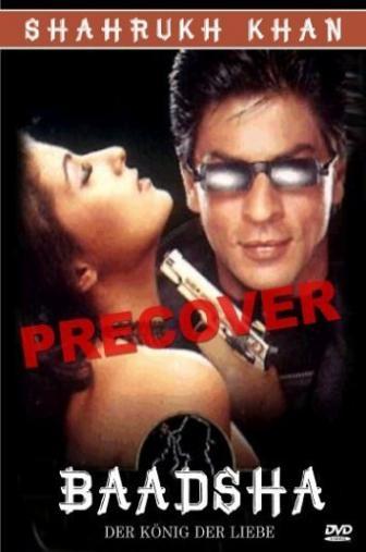Random Movie Pick - Baadshah 1999 Poster